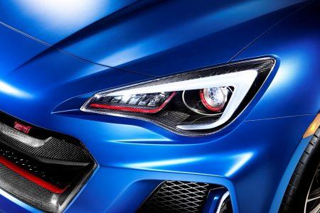 Subaru STI Performance Concept: ¡Mataríamos para llevarlo a producción!