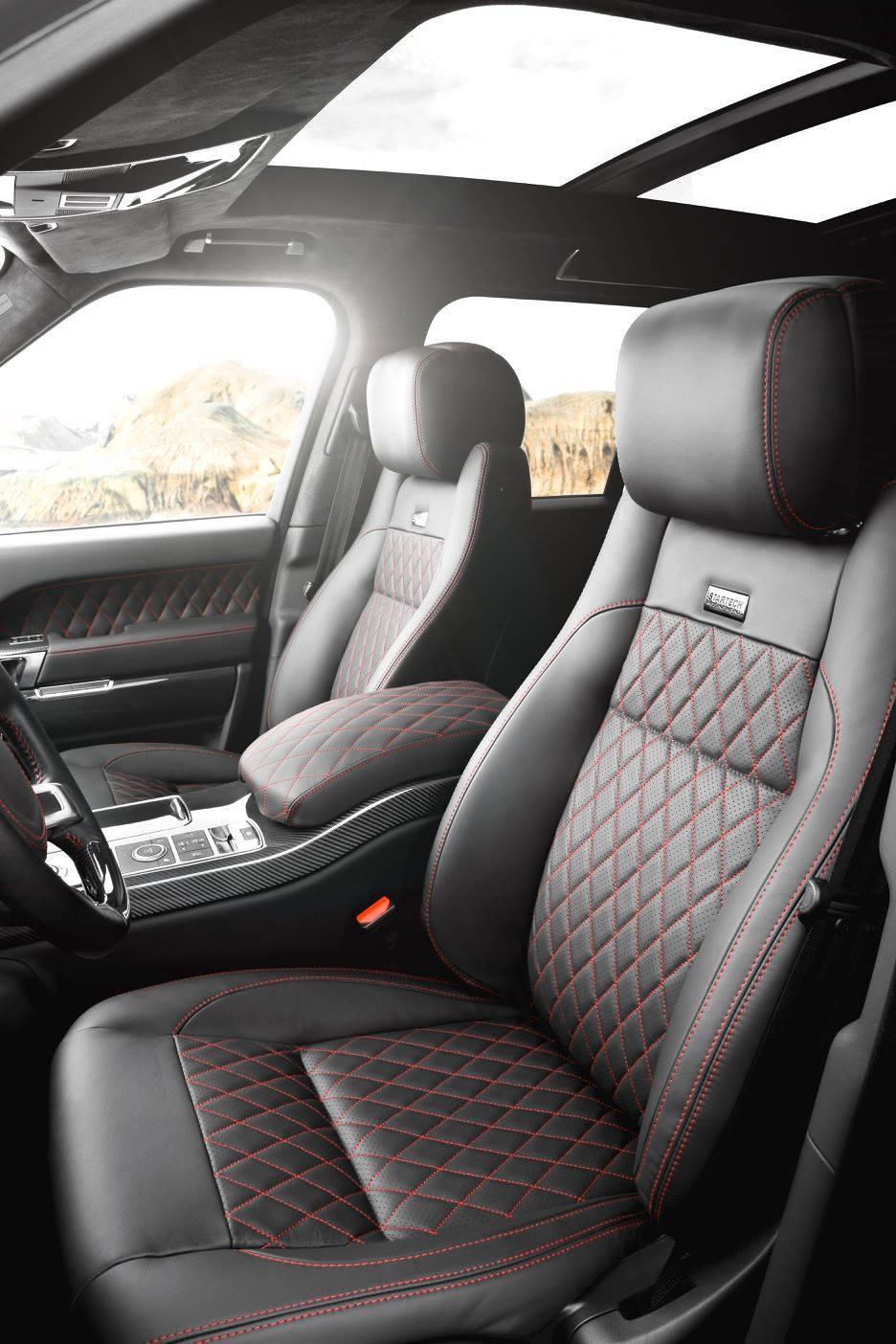 """A Startech se le va la pinza y transforma un Range Rover en """"pick-up"""" 3"""