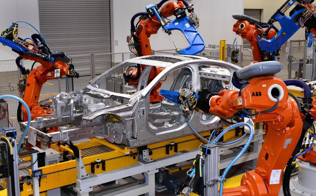 Arranca la producción del Jaguar XE 2