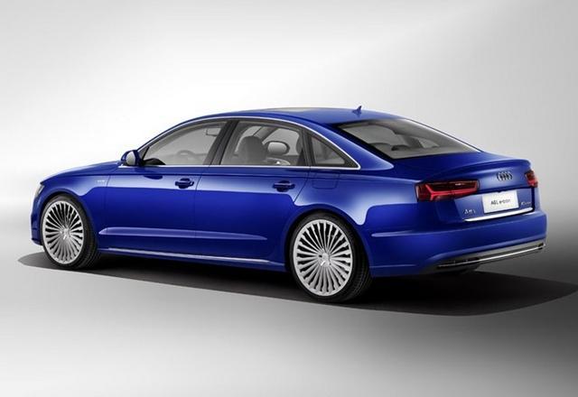 Audi A6L e-tron: Lujo hibrido y enchufable, pero sólo para China 1