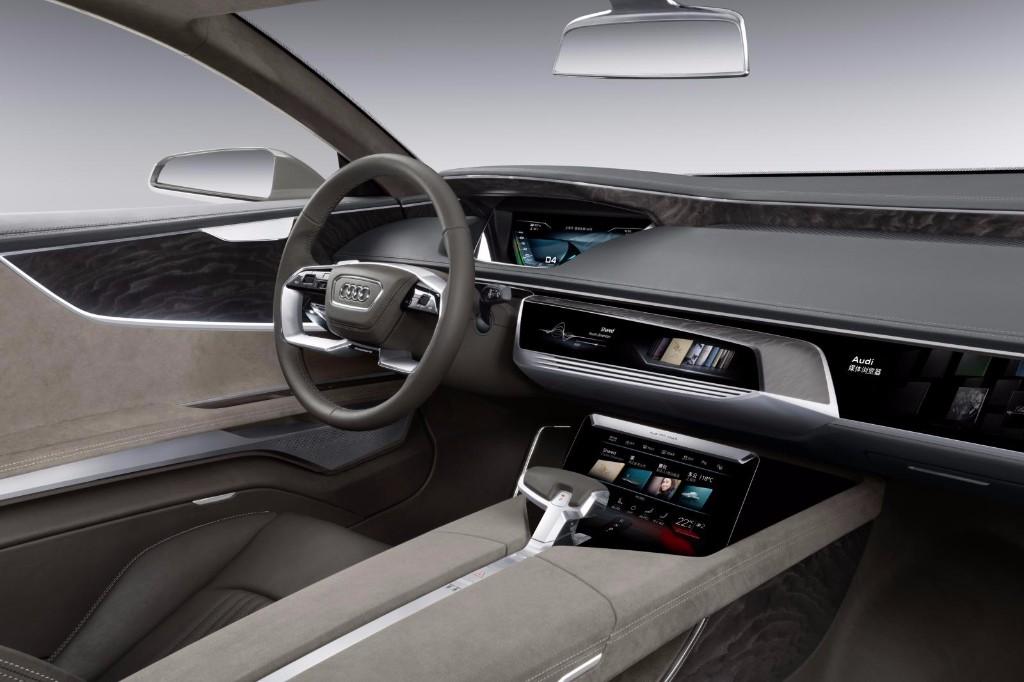 Audi Prologue Allroad: Escaparate híbrido y enchufable con 734 CV para Shanghai 4