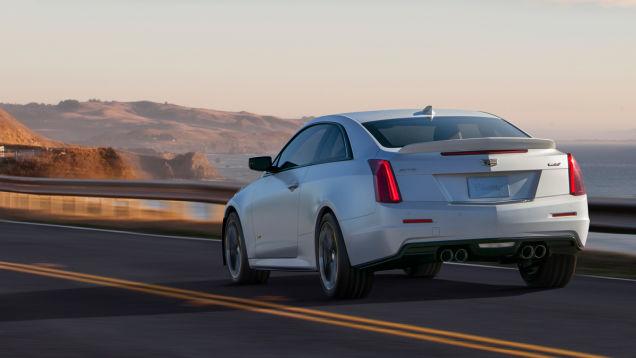 Cadillac lanzará un competidor del Mercedes CLA 45 AMG, llegará a España 1
