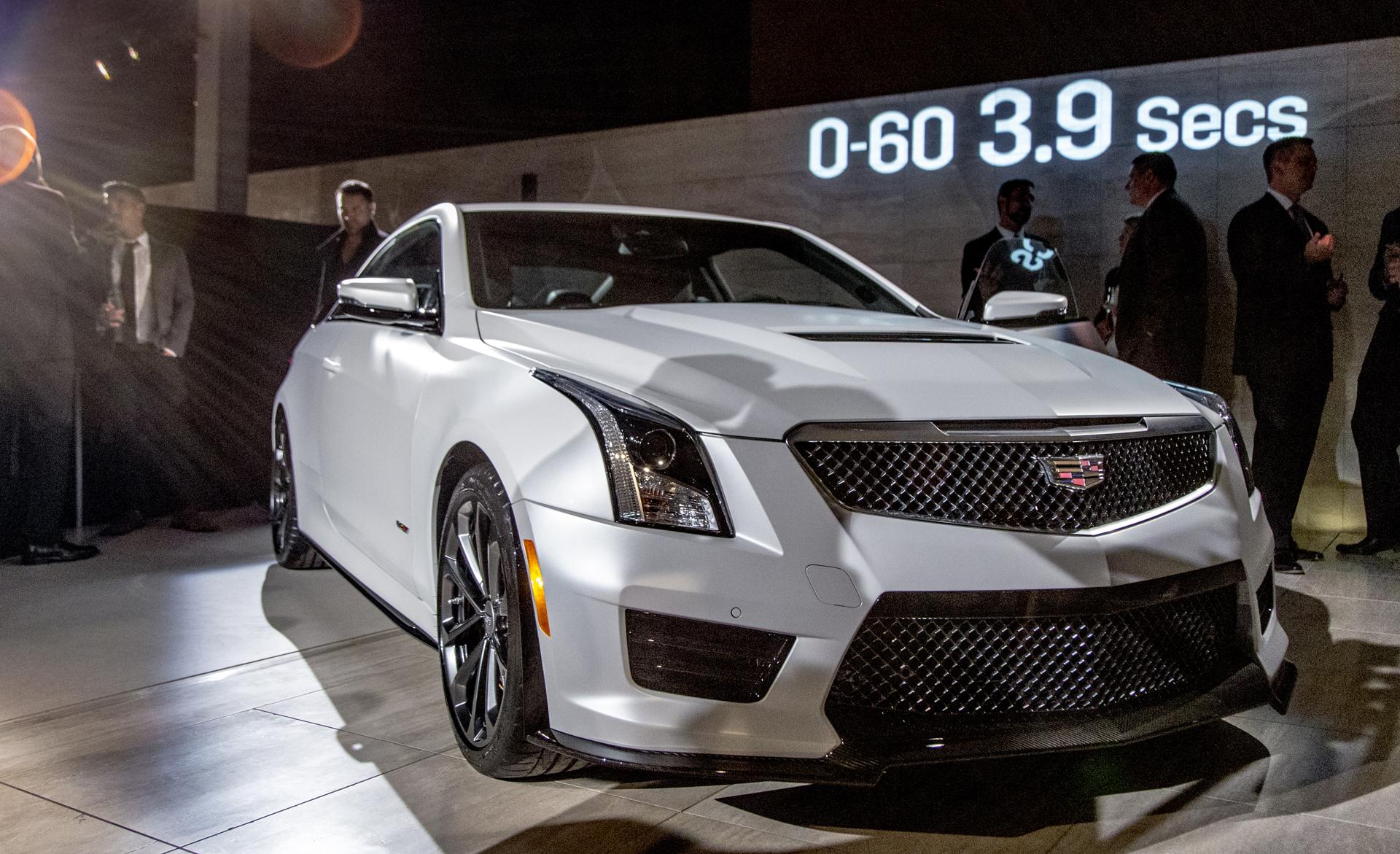Cadillac lanzará un competidor del Mercedes CLA 45 AMG, llegará a España 3