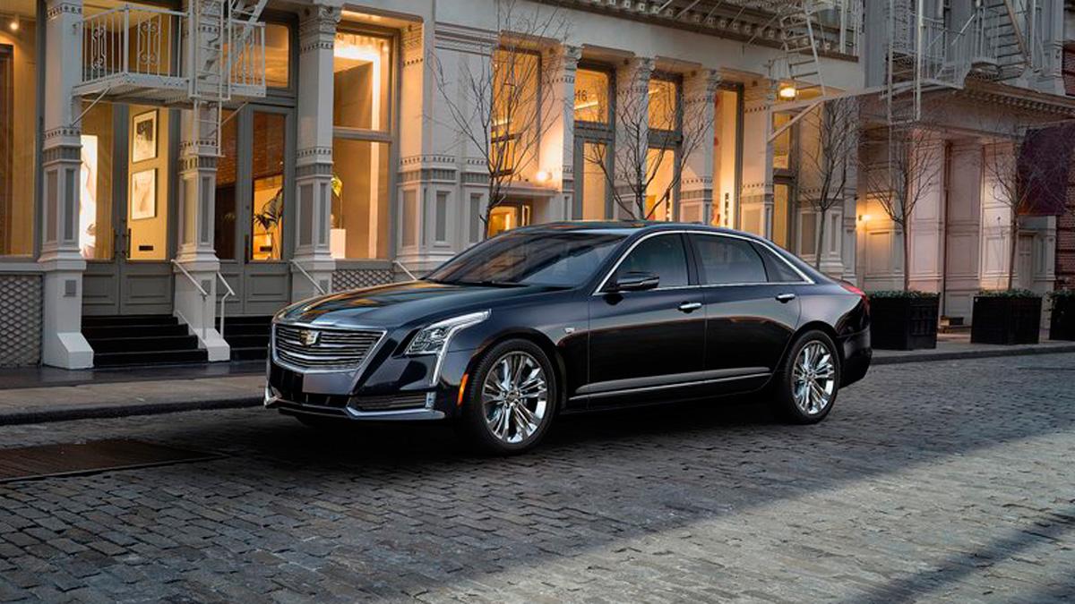 Cadillac lanzará un competidor del Mercedes CLA 45 AMG, llegará a España 4