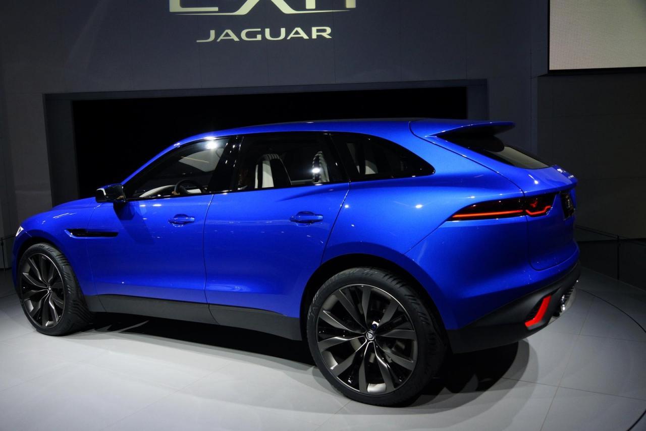 El Jaguar F-Pace debutará en Fráncfort y estará a la venta en 2016 2