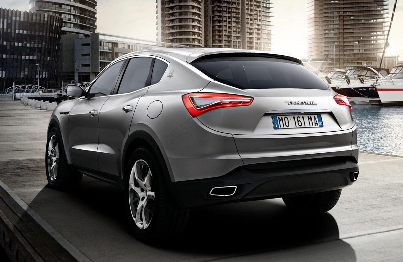 El Maserati Levante ya está de pruebas, debutará en menos de un año 2