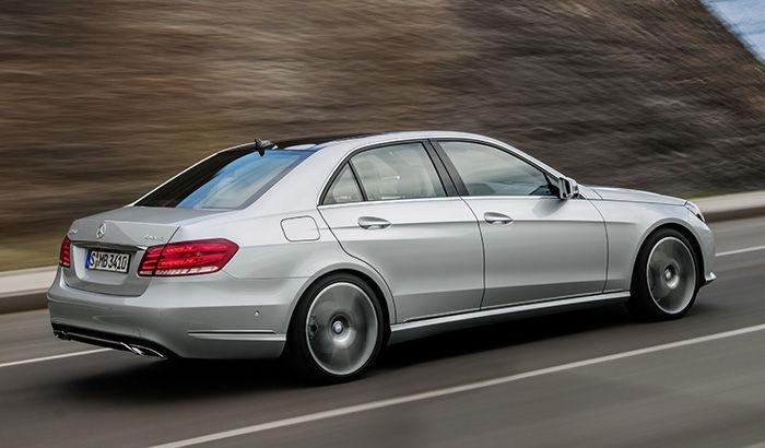 El nuevo Mercedes Clase E podría contar con tecnología de conducción autónoma 1