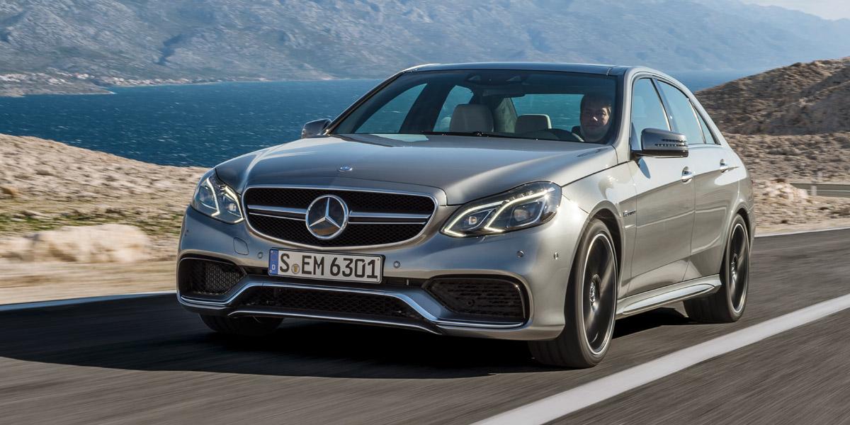 El nuevo Mercedes Clase E podría contar con tecnología de conducción autónoma 2