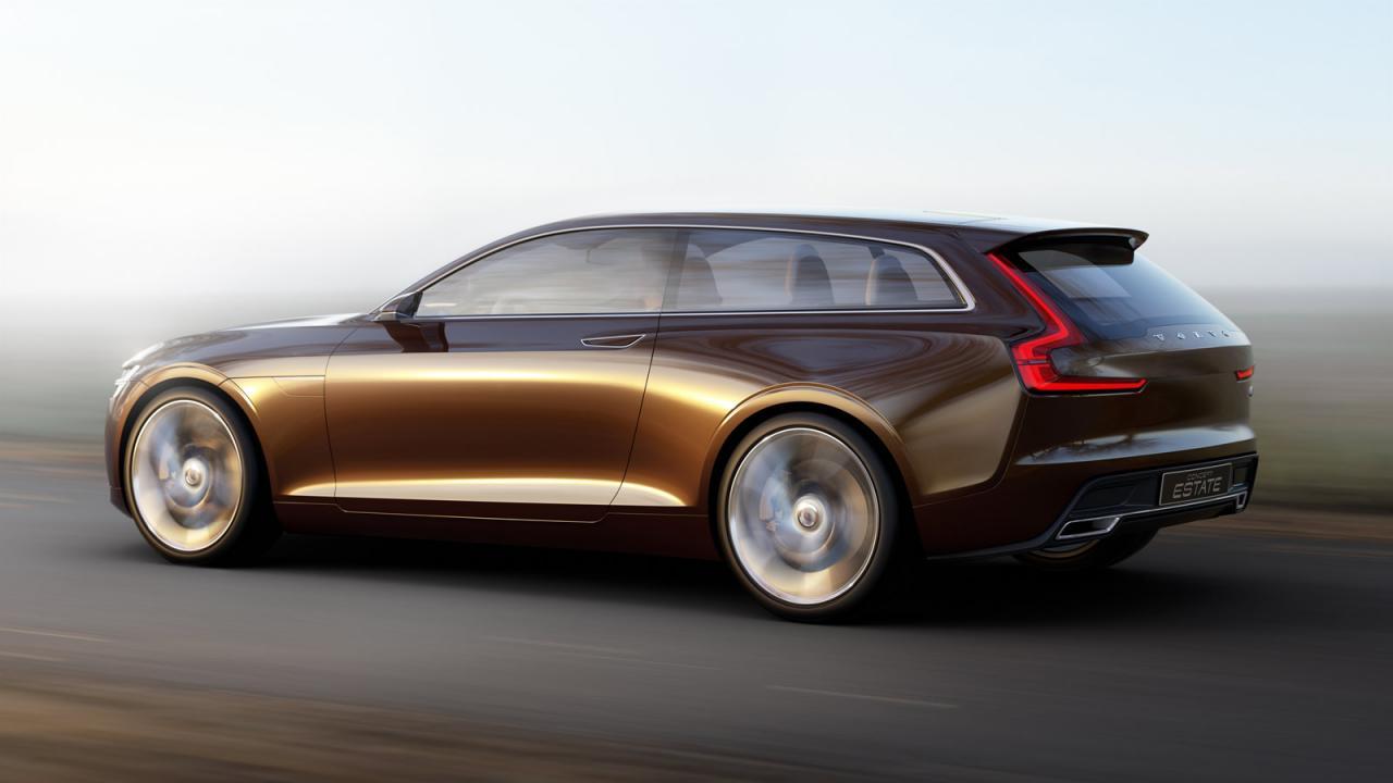 El Volvo S90 reemplazará al S80, estará inspirado en el XC90 2