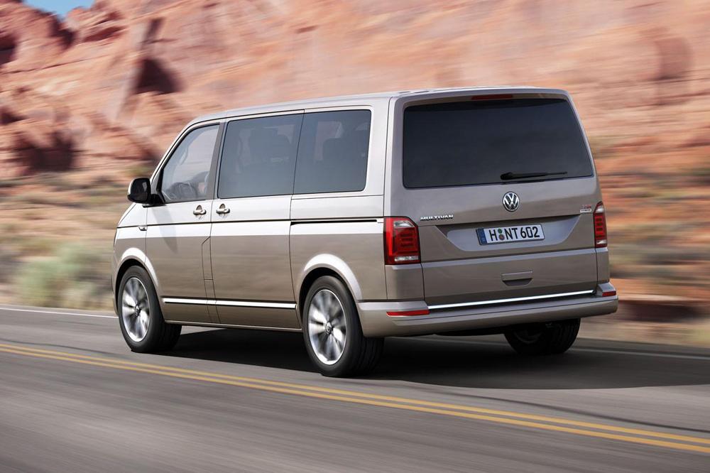 Esta es la nueva Volkswagen T6: La sexta generación estará disponible a partir de Julio 2