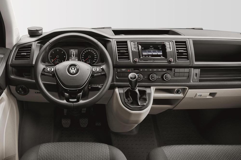 Esta es la nueva Volkswagen T6: La sexta generación estará disponible a partir de Julio 3