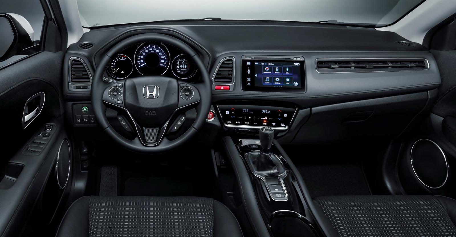 Honda HR-V: Disponible en verano con los 1.6 i-DTEC y 1.5 i-VTEC 3