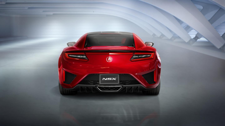 Más detalles técnicos sobre el nuevo Honda NSX: Toda una obra de ingeniería 2