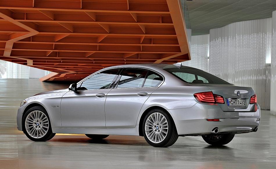 Más información del BMW i5, ¿cambian las tornas? 2