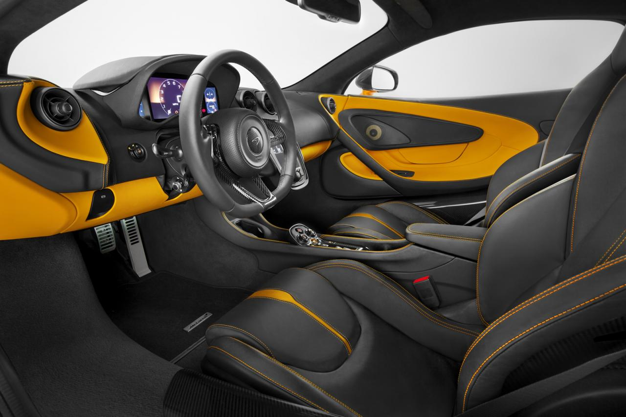 McLaren 570S Coupé, fotos y datos del más importante de la casa 2