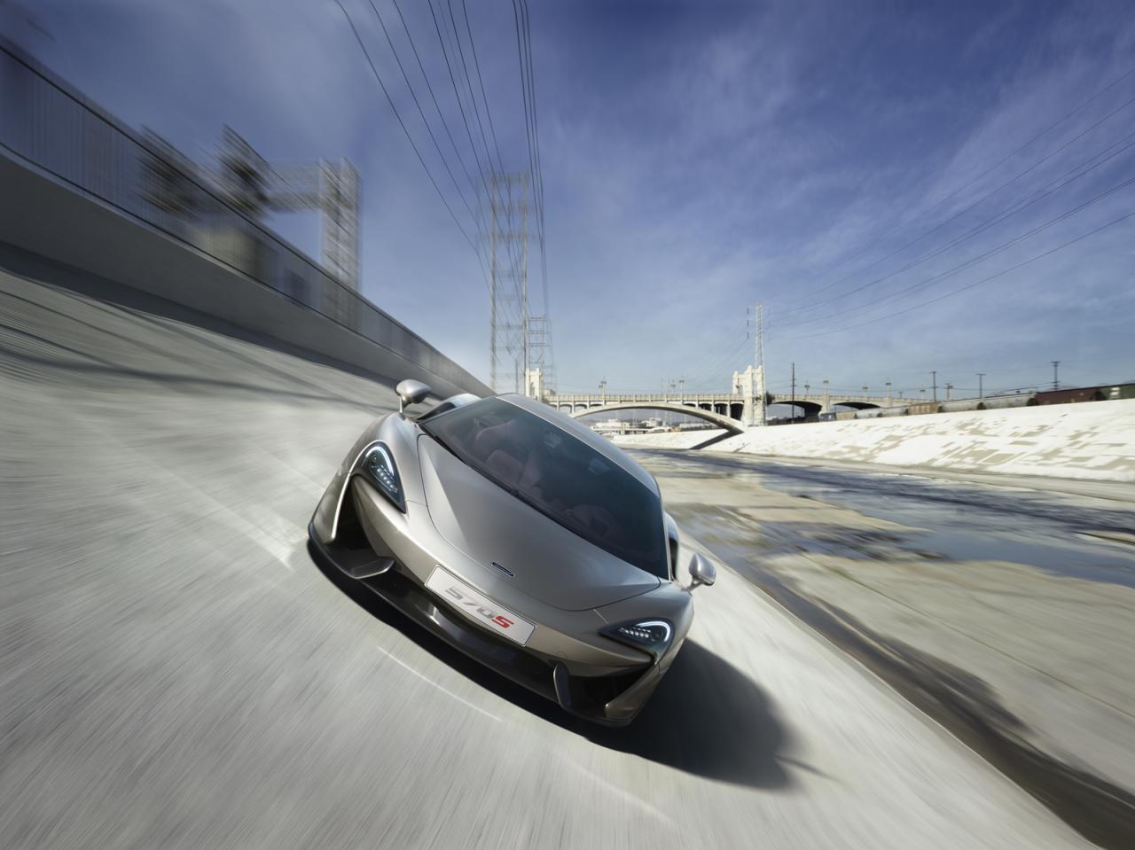 McLaren 570S Coupé, fotos y datos del más importante de la casa 3