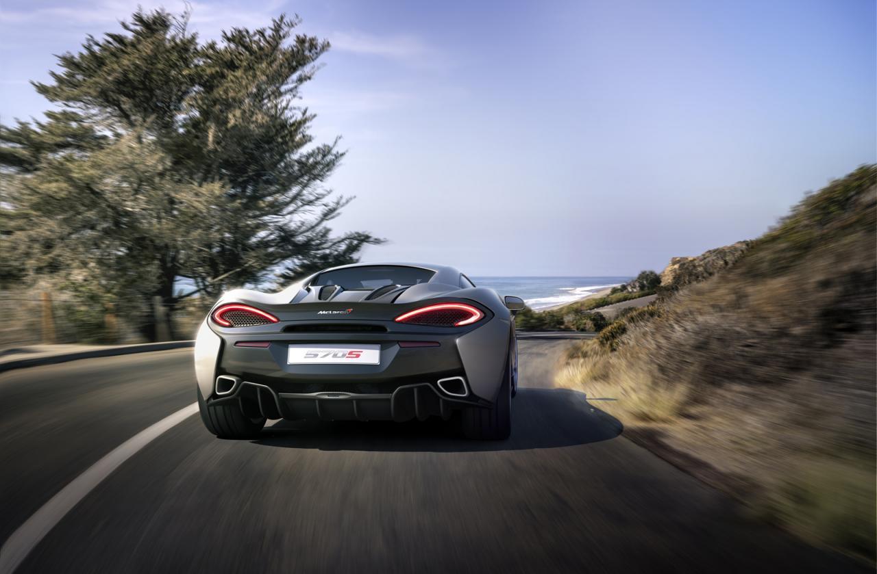 McLaren 570S Coupé, fotos y datos del más importante de la casa 4