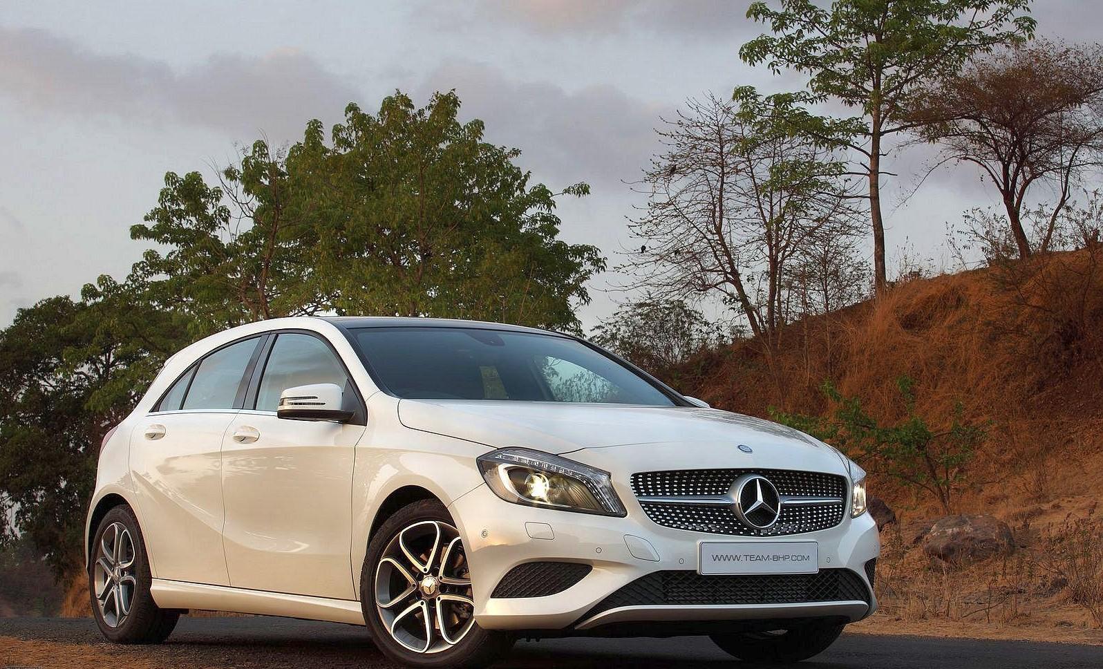 Mercedes no jugará en la liga de los tres cilindros, novedades en el Clase A 4