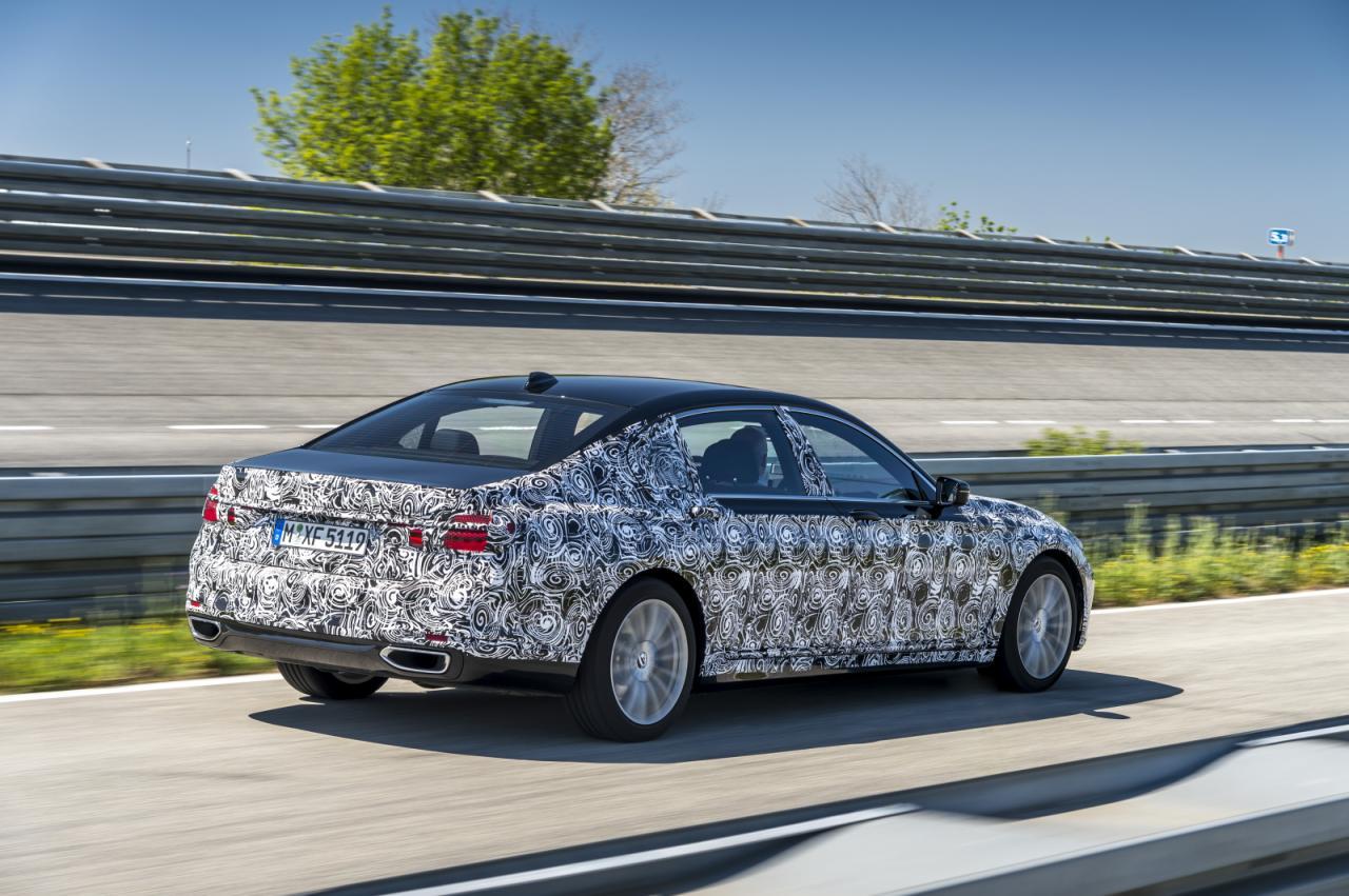 Nuevo BMW Serie 7, primeras imágenes y datos oficiales del mejor de la casa bávara 7