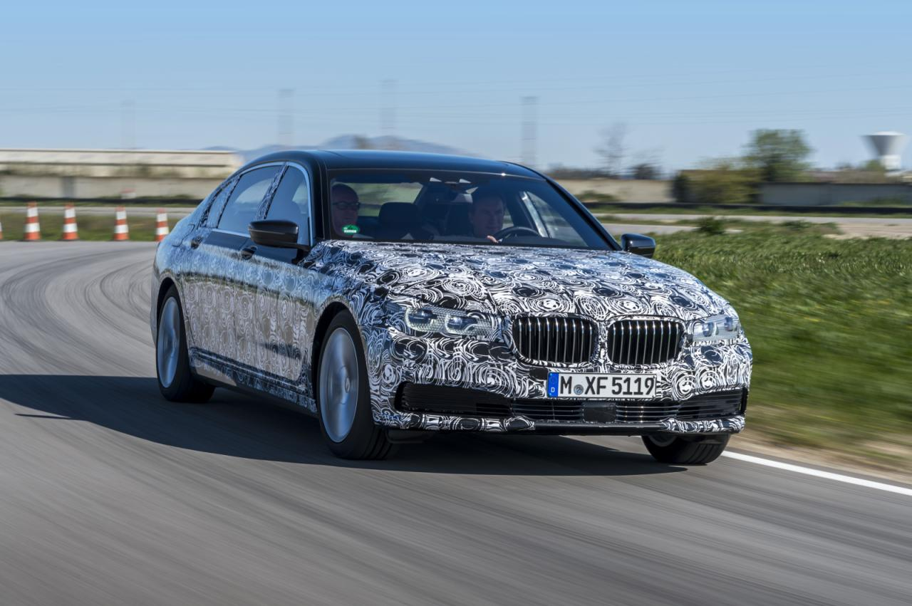 Nuevo BMW Serie 7, primeras imágenes y datos oficiales del mejor de la casa bávara 8