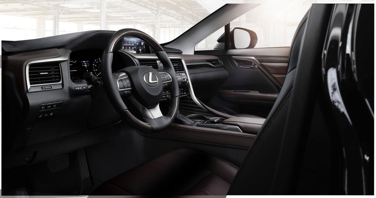 Oficial: 2016 Lexus RX, llega el más grande de la casa 3