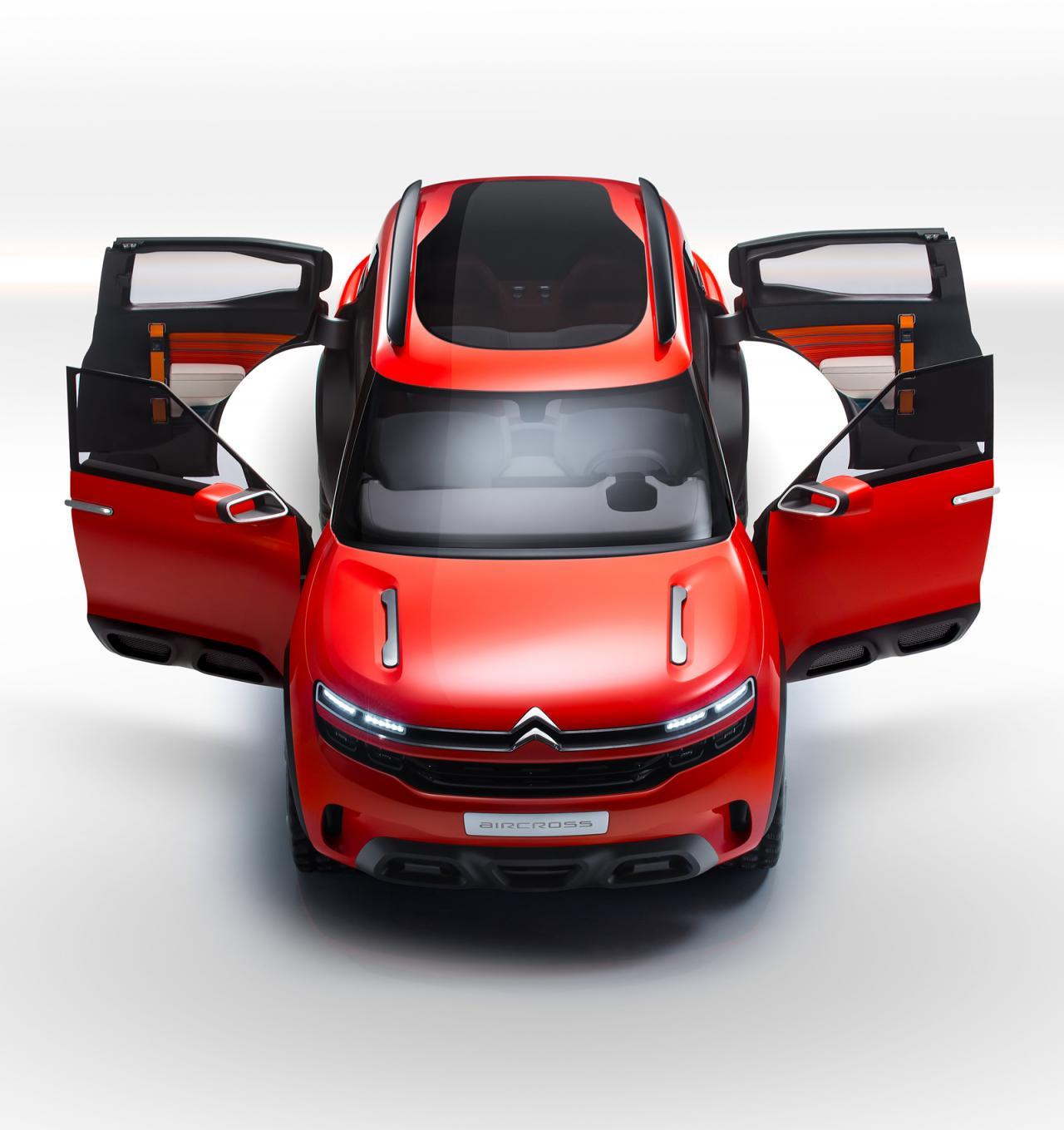 Oficial: Citroën Aircross, llega el gran Cactus 2