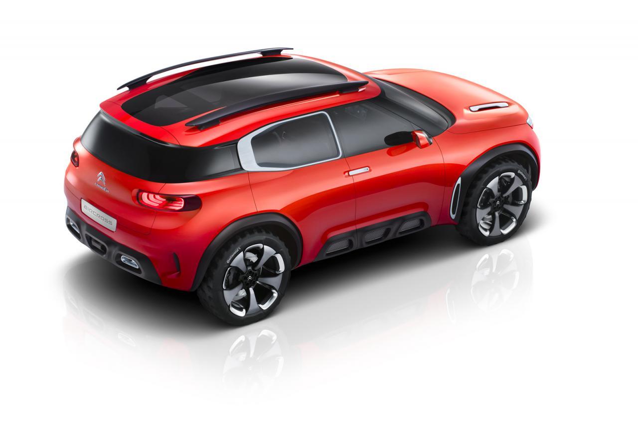 Oficial: Citroën Aircross, llega el gran Cactus 3