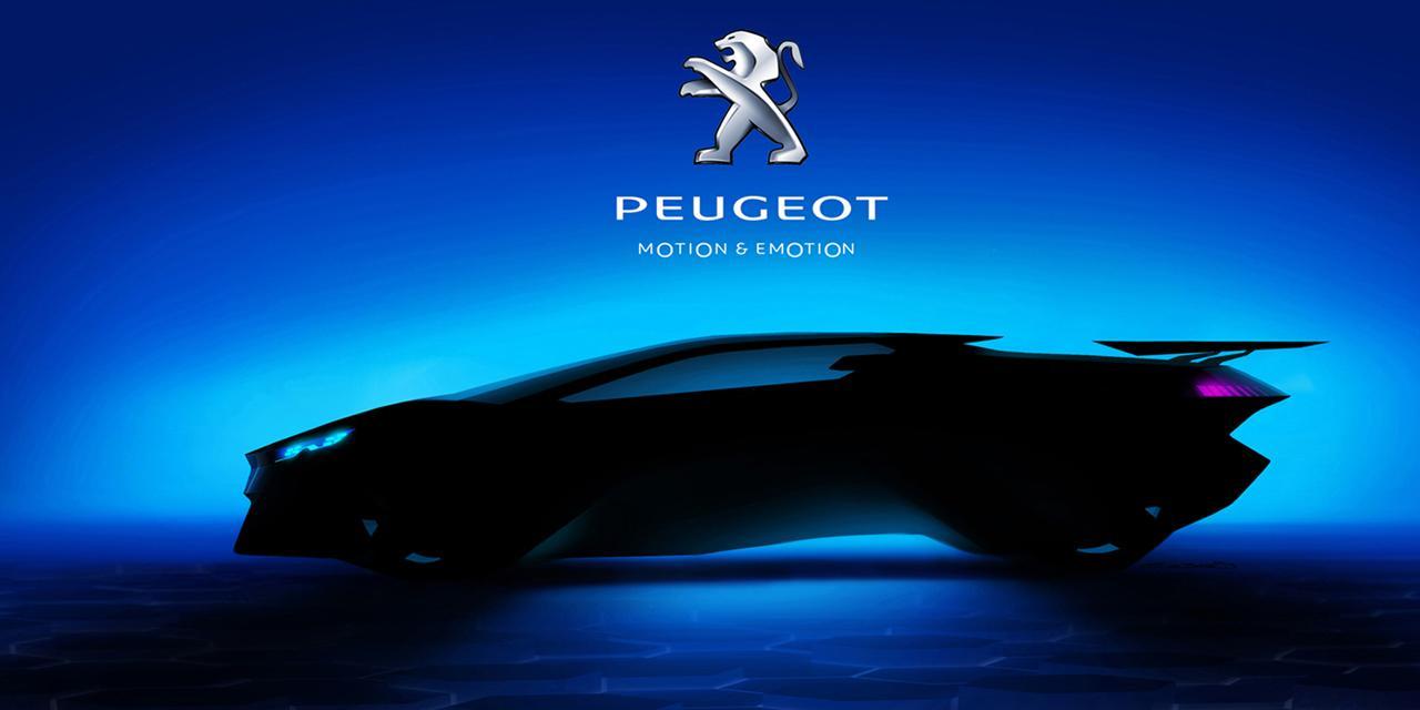 Peugeot continúa desnudando su prototipo para el Gran Turismo 6, ¿qué hay de nuevo? 1