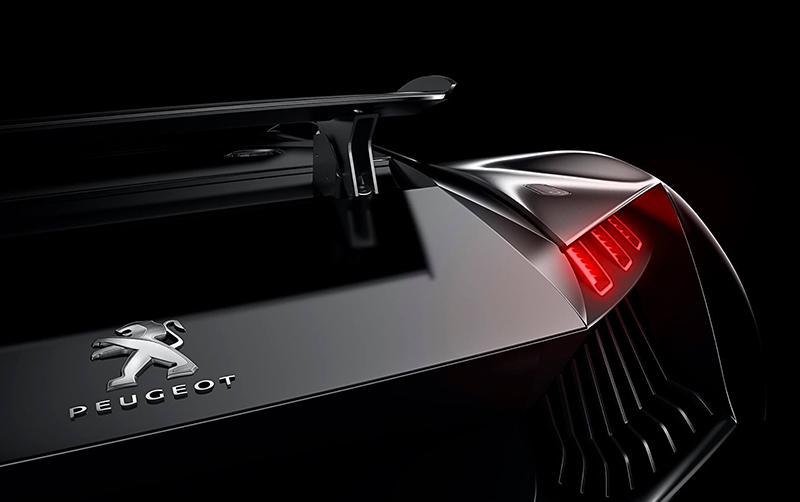 Peugeot continúa desnudando su prototipo para el Gran Turismo 6, ¿qué hay de nuevo? 3