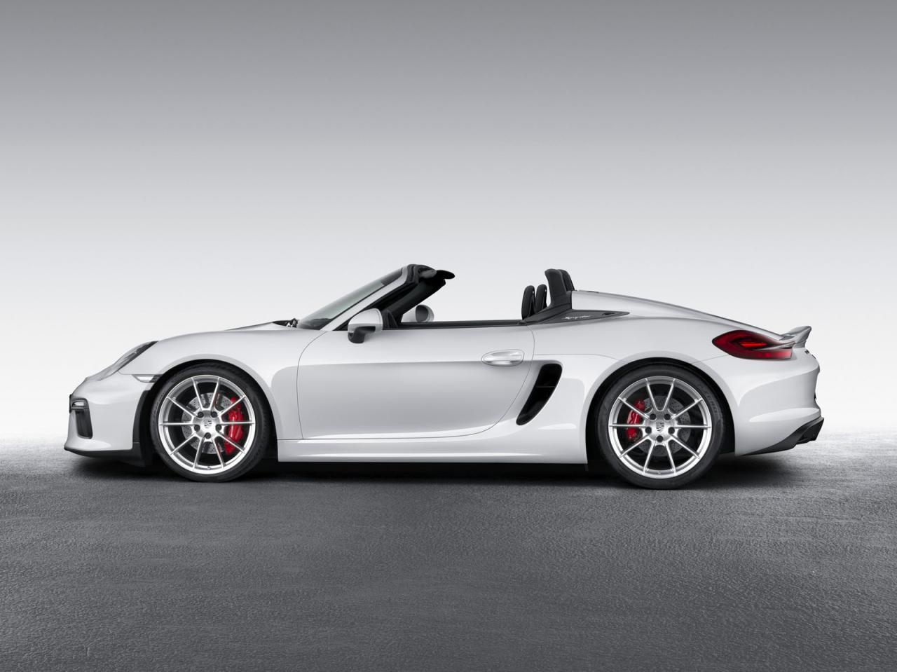 Porsche Boxster Spyder, información y datos del Boxster más radical 2