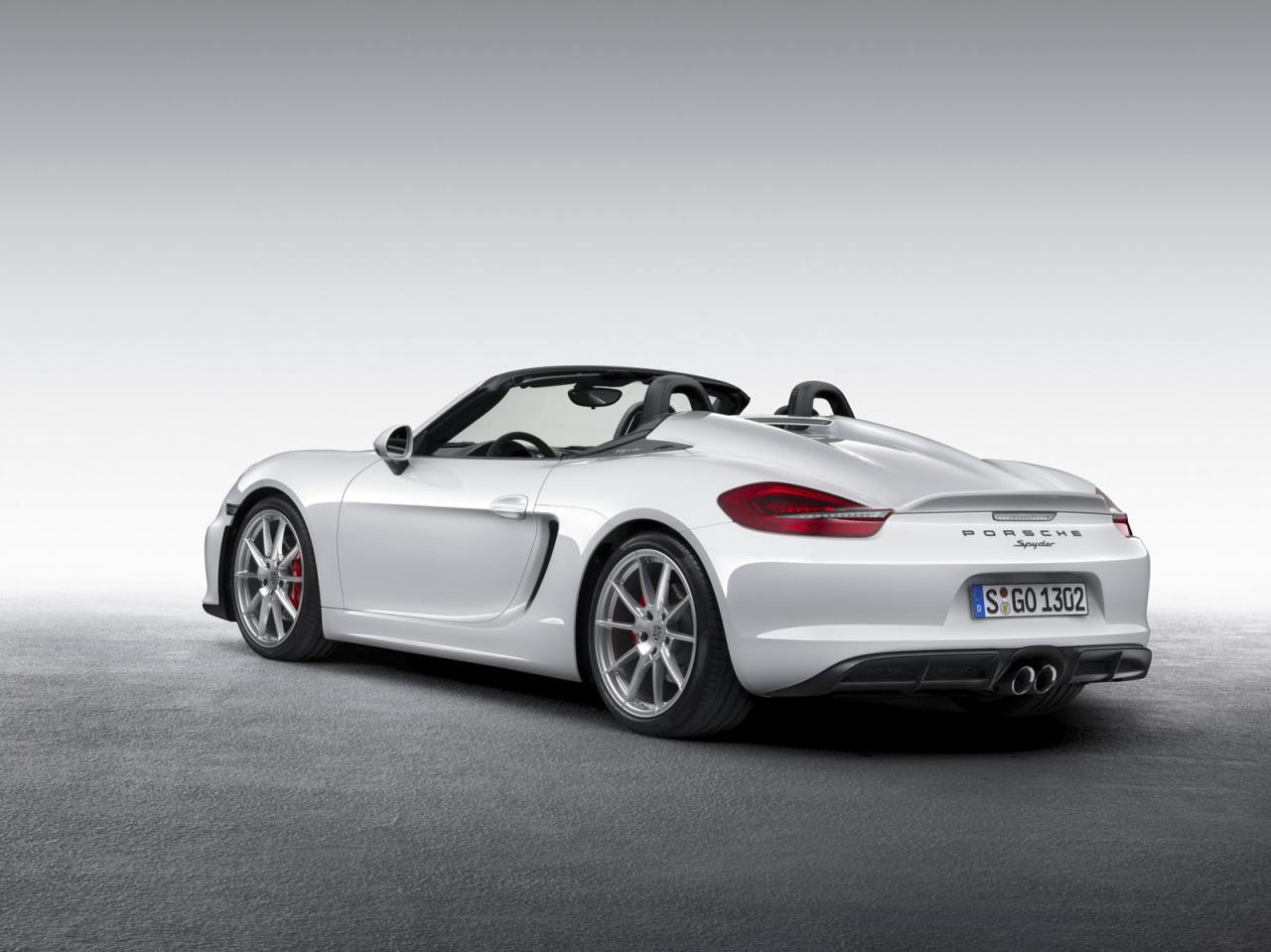Porsche Boxster Spyder, información y datos del Boxster más radical 4