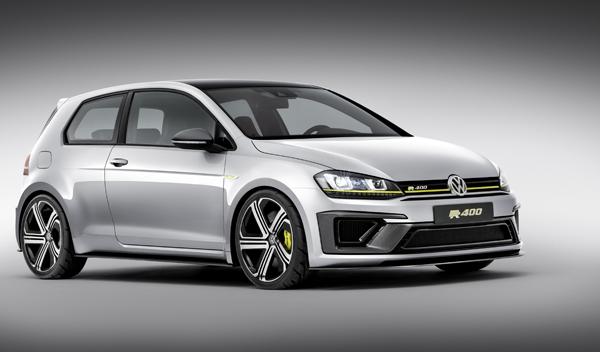 Primer vídeo oficial del Volkswagen Golf GTI Vision GT 2