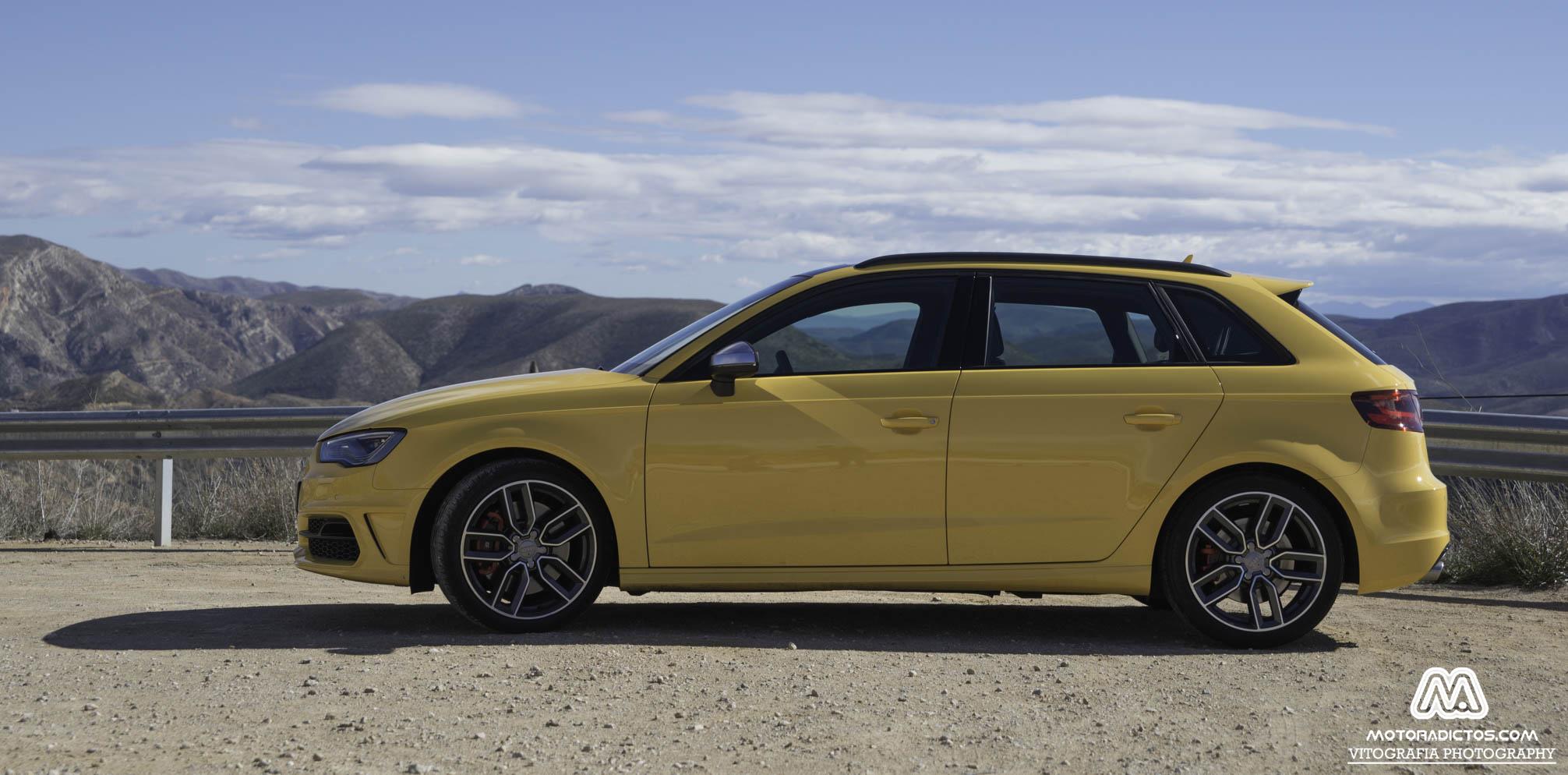 Prueba: Audi S3 Sportback 2.0 TFSI Quattro (diseño, habitáculo, mecánica) 2