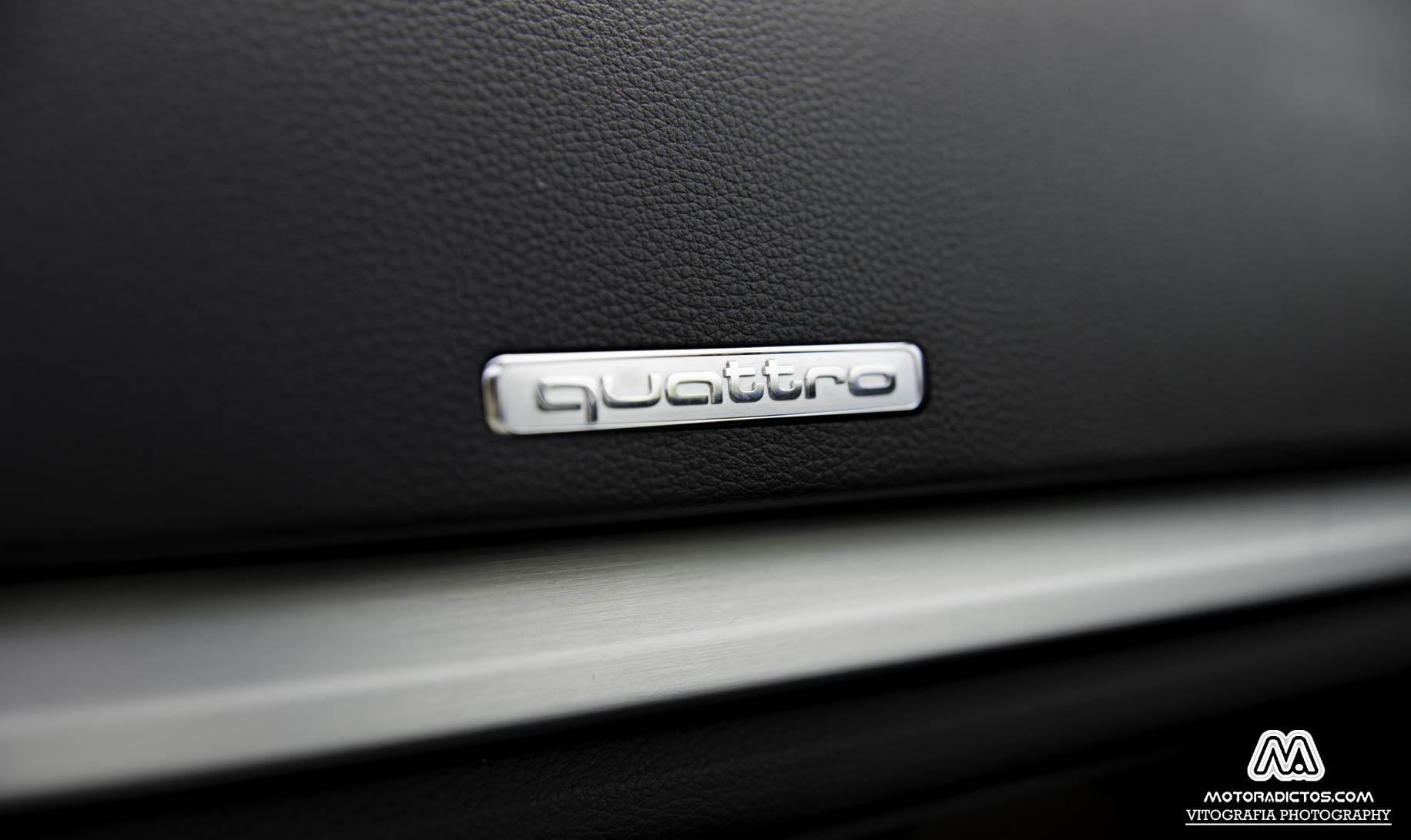 Prueba: Audi S3 Sportback 2.0 TFSI Quattro (diseño, habitáculo, mecánica) 3