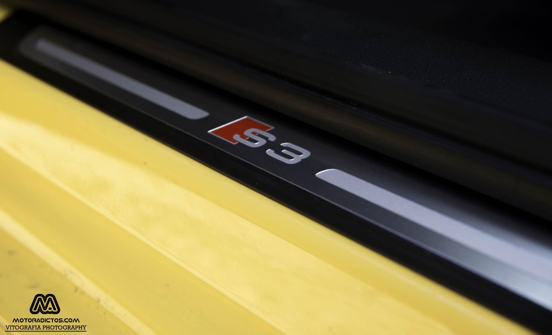 Prueba: Audi S3 Sportback 2.0 TFSI Quattro (diseño, habitáculo, mecánica) 6