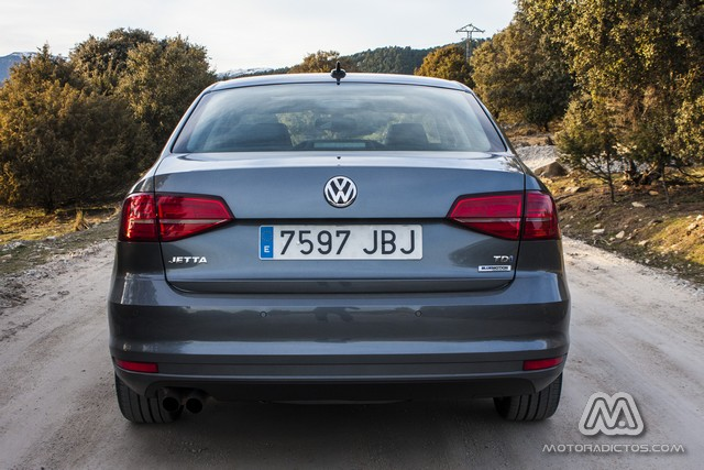 Prueba: Volkswagen Jetta TDI 150 CV DSG Sport (diseño, habitáculo, mecánica) 3