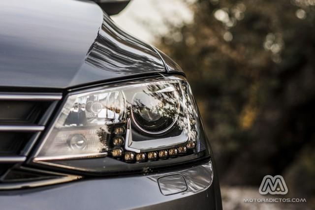 Prueba: Volkswagen Jetta TDI 150 CV DSG Sport (diseño, habitáculo, mecánica) 4