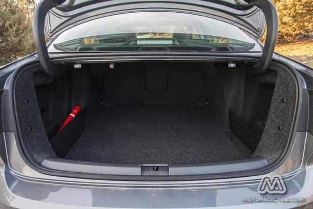 Prueba: Volkswagen Jetta TDI 150 CV DSG Sport (diseño, habitáculo, mecánica) 6