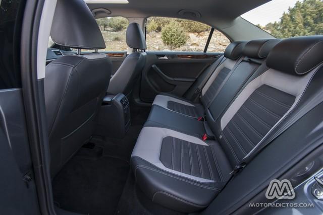 Prueba: Volkswagen Jetta TDI 150 CV DSG Sport (diseño, habitáculo, mecánica) 7