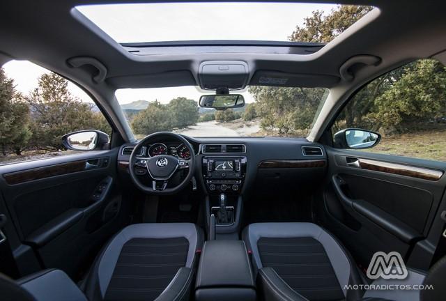Prueba: Volkswagen Jetta TDI 150 CV DSG Sport (diseño, habitáculo, mecánica) 8