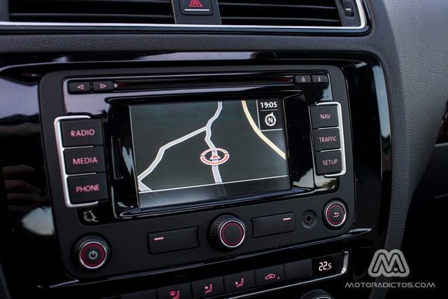 Prueba: Volkswagen Jetta TDI 150 CV DSG Sport (diseño, habitáculo, mecánica) 9