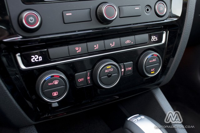 Prueba: Volkswagen Jetta TDI 150 CV Sport (equipamiento, comportamiento, conclusión) 7