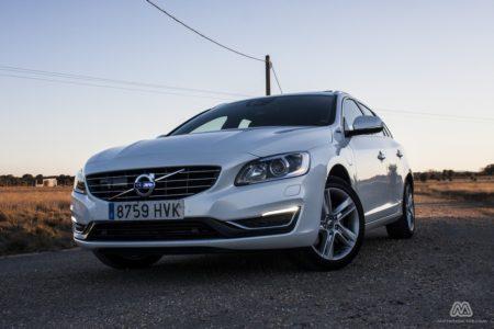 Prueba: Volvo V60 Plug-In Hybrid AWD (equipamiento, comportamiento, conclusión)