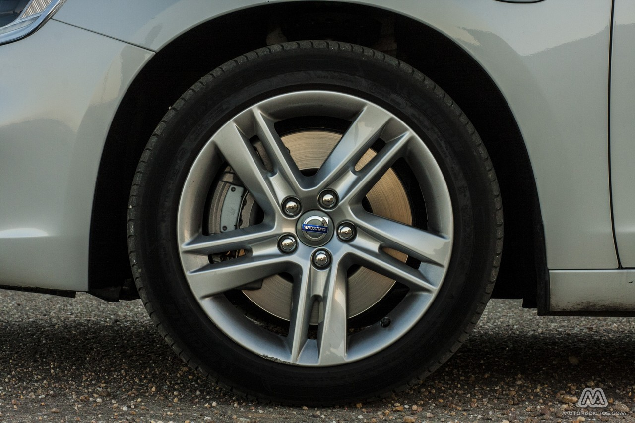 Prueba: Volvo V60 Plug-In Hybrid AWD (equipamiento, comportamiento, conclusión) 3