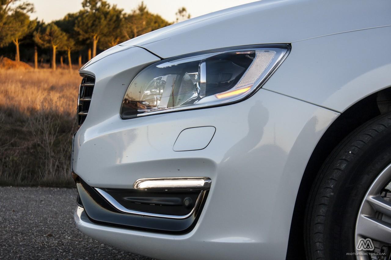 Prueba: Volvo V60 Plug-In Hybrid AWD (equipamiento, comportamiento, conclusión) 6