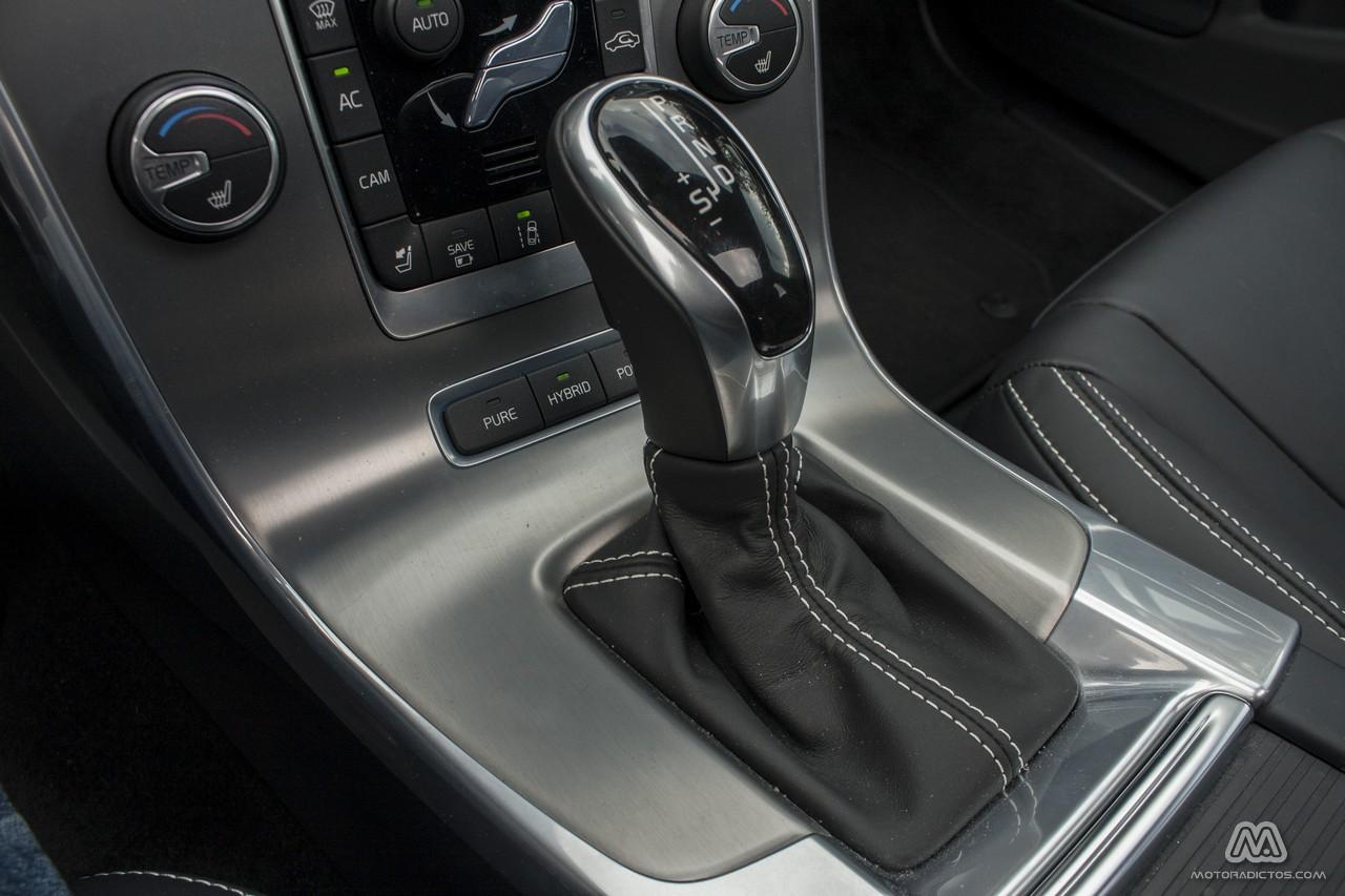Prueba: Volvo V60 Plug-In Hybrid AWD (equipamiento, comportamiento, conclusión) 8