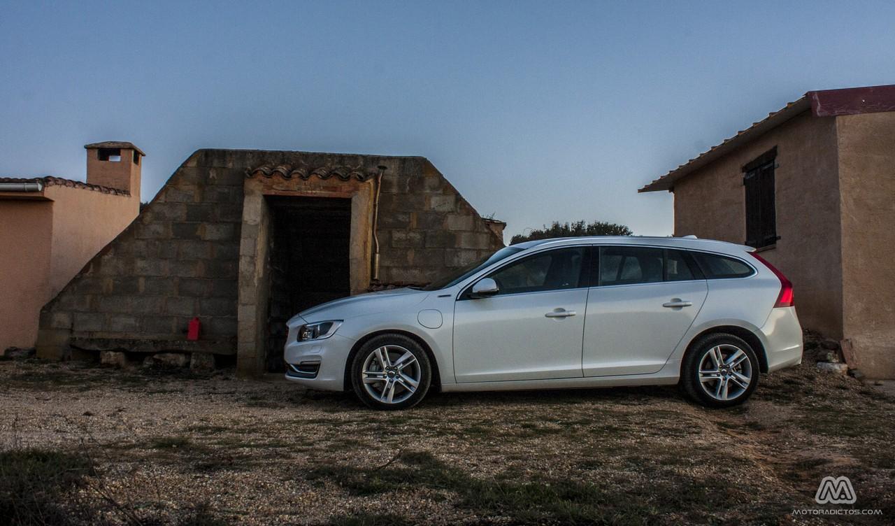 Prueba: Volvo V60 Plug-In Hybrid AWD (equipamiento, comportamiento, conclusión) 9