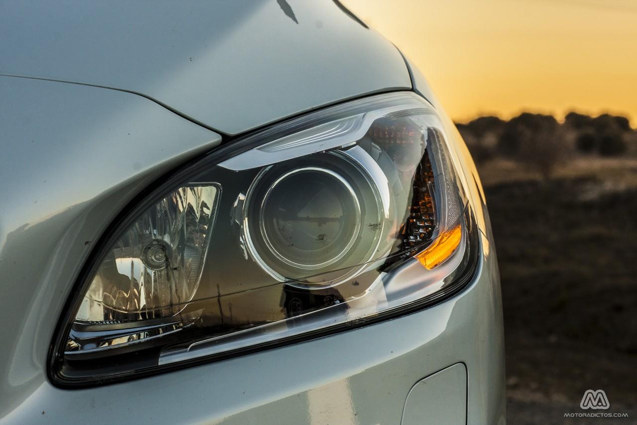 Prueba: Volvo V60 Plug-In Hybrid (diseño, habitáculo, mecánica) 2