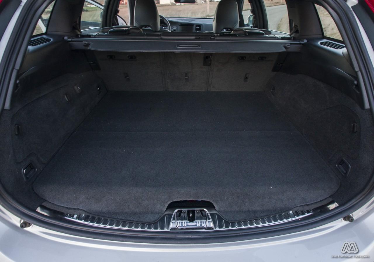 Prueba: Volvo V60 Plug-In Hybrid (diseño, habitáculo, mecánica) 8