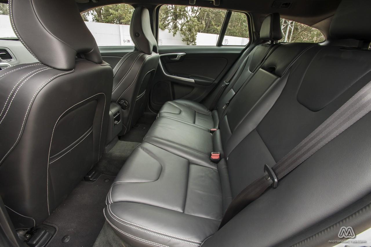 Prueba: Volvo V60 Plug-In Hybrid (diseño, habitáculo, mecánica) 9